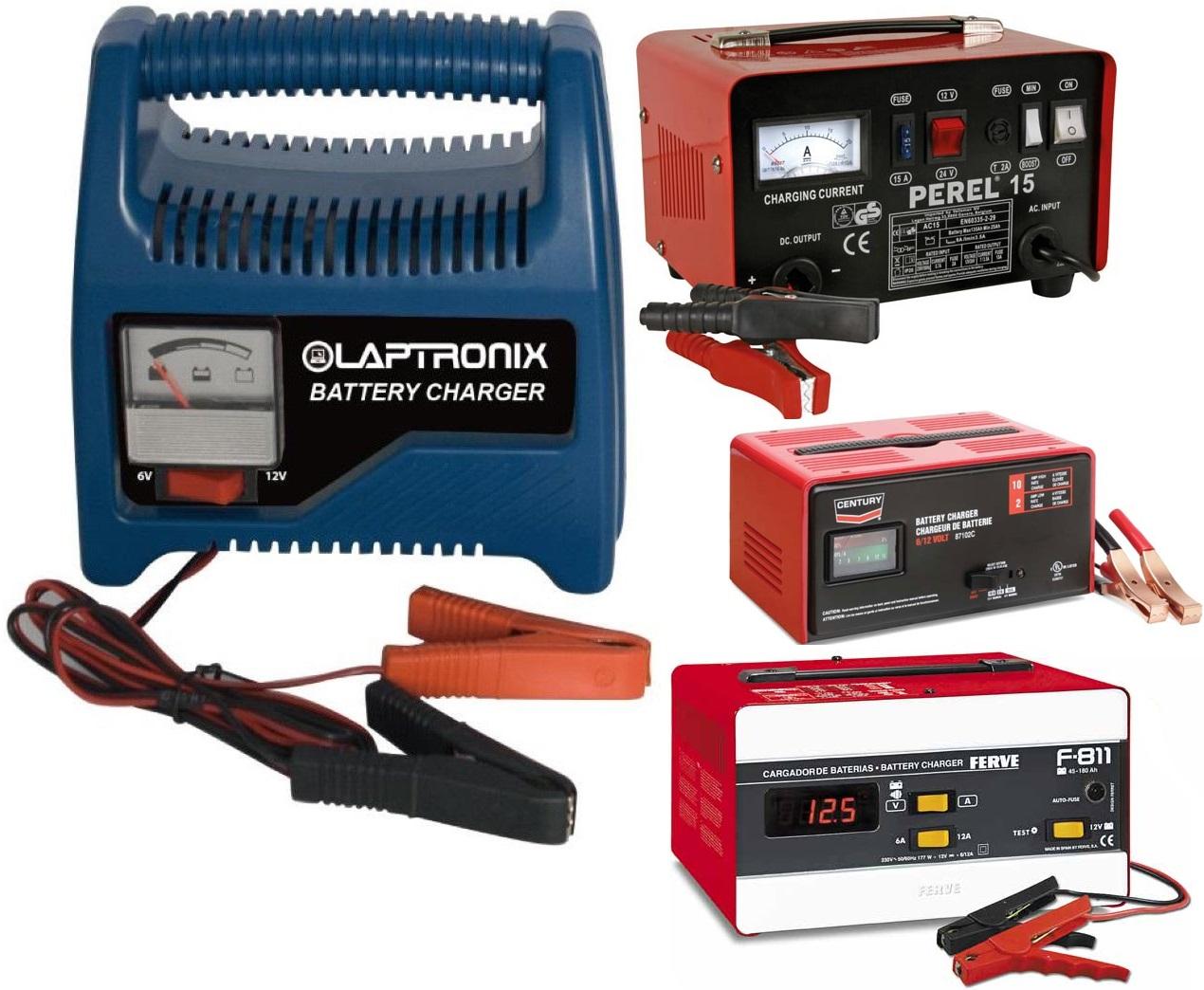 Arrancadores de baterías