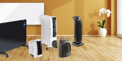 comprar calefactores electricos