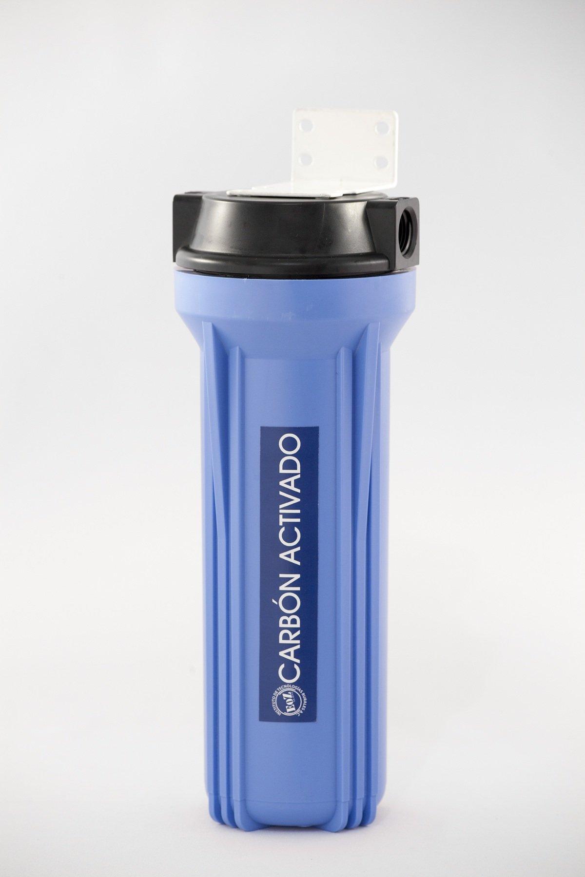 Filtro Agua Carbon Activado