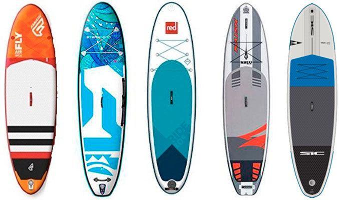 Mejores Tablas Paddle Surf
